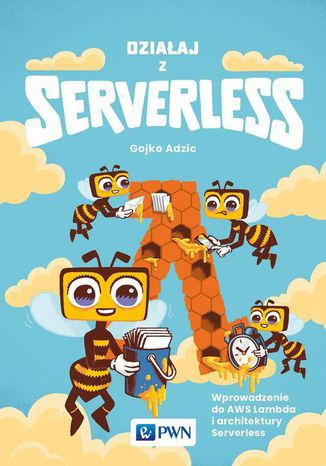 Okładka książki/ebooka Działaj z Serverless