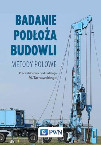 Okładka książki/ebooka Badanie podłoża budowli