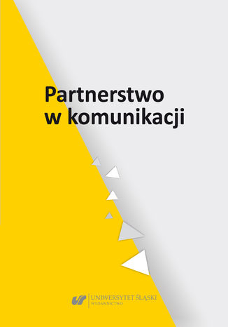 Okładka książki Partnerstwo w komunikacji
