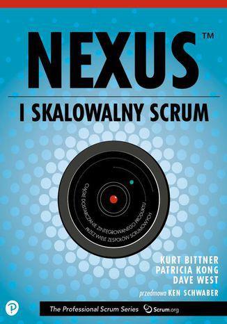 Okładka książki/ebooka Nexus czyli skalowalny Scrum