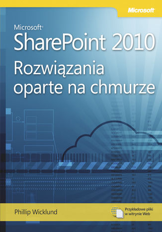 Okładka książki/ebooka Microsoft SharePoint 2010: Rozwiązania oparte na chmurze