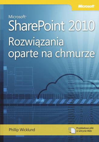 Okładka książki Microsoft SharePoint 2010: Rozwiązania oparte na chmurze