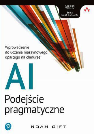 Okładka książki/ebooka AI - podejście pragmatyczne