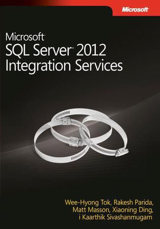 Okładka książki/ebooka Microsoft SQL Server 2012. Integration Services