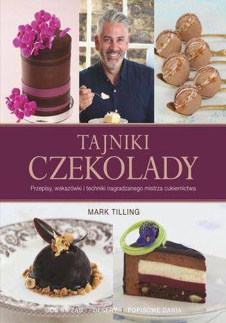 Okładka książki/ebooka Tajniki czekolady