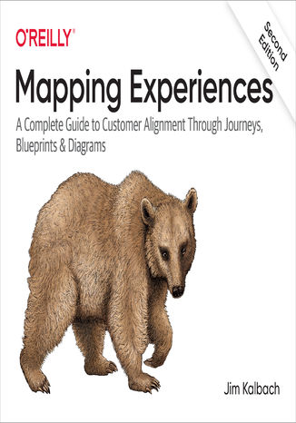 Okładka książki Mapping Experiences. 2nd Edition