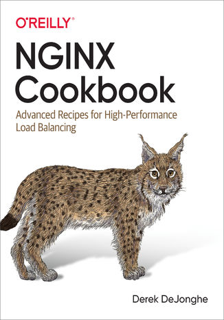 Okładka książki/ebooka NGINX Cookbook