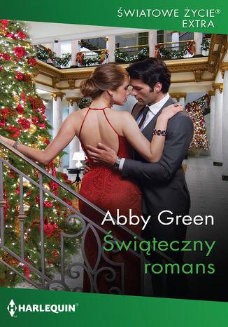Okładka książki Świąteczny romans