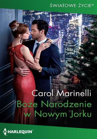 Okładka książki Boże Narodzenie w Nowym Jorku