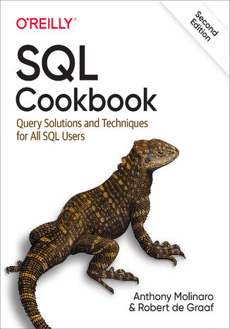 Okładka książki SQL Cookbook. 2nd Edition