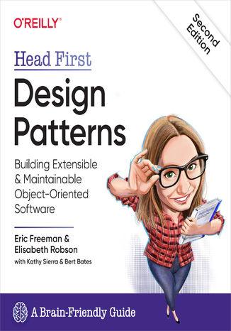 Okładka książki/ebooka Head First Design Patterns. 2nd Edition