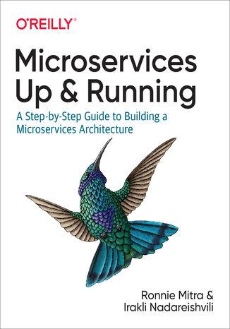 Okładka książki/ebooka Microservices: Up and Running