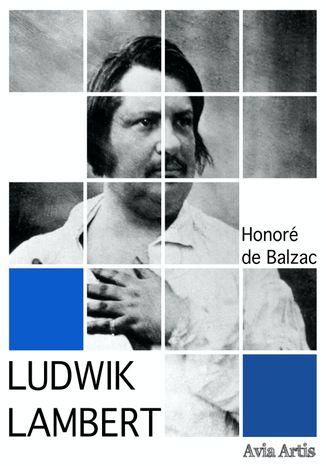 Okładka książki/ebooka Ludwik Lambert