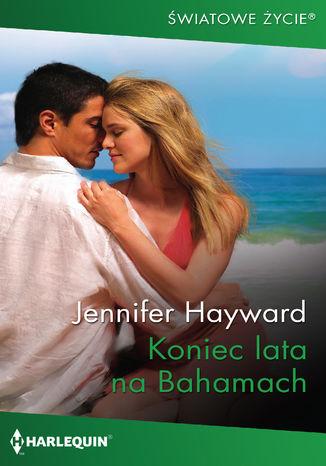 Okładka książki/ebooka Koniec lata na Bahamach