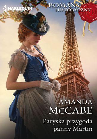 Okładka książki Paryska przygoda panny Martin