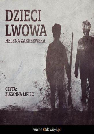 Okładka książki Dzieci Lwowa