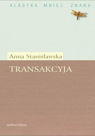 Okładka książki Transakcyja albo Opisanie całego życia jednej sieroty przez żałosne treny od tejże samej pisane roku 1685. Fragmenty