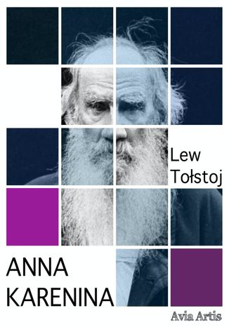 Okładka książki/ebooka Anna Karenina