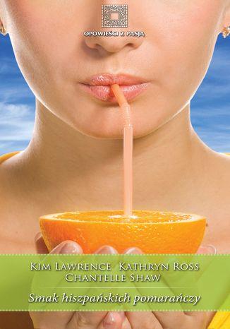 Okładka książki Smak hiszpańskich pomarańczy