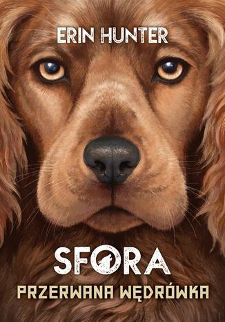Okładka książki/ebooka Sfora (Tom 4). Przerwana wędrówka