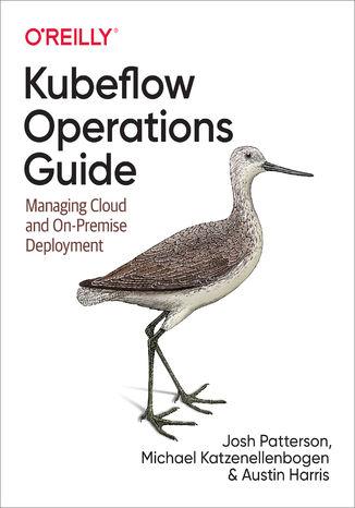 Okładka książki/ebooka Kubeflow Operations Guide