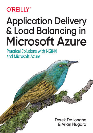 Okładka książki/ebooka Application Delivery and Load Balancing in Microsoft Azure