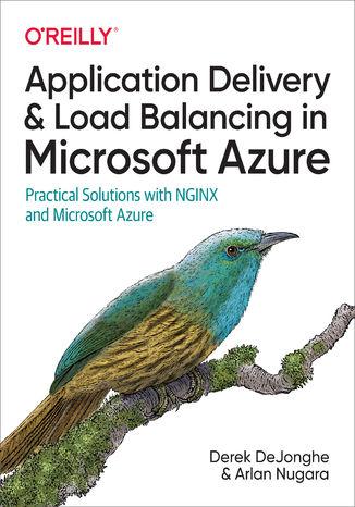 Okładka książki Application Delivery and Load Balancing in Microsoft Azure