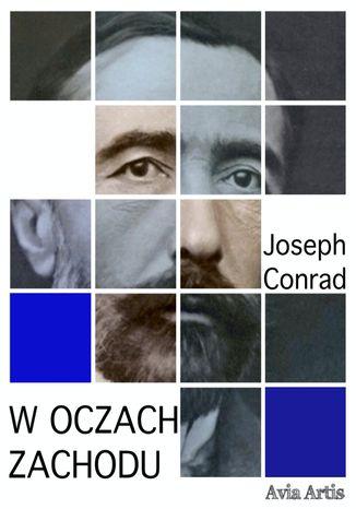 Okładka książki W oczach Zachodu