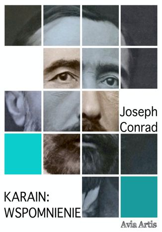 Okładka książki Karain: wspomnienie
