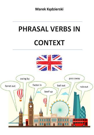 Okładka książki Phrasal verbs in context