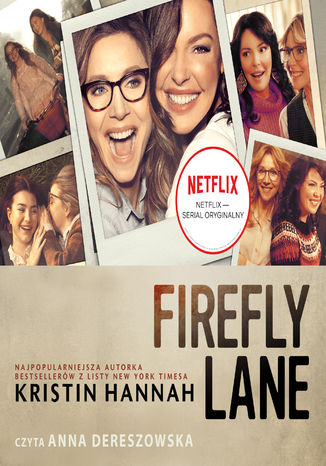 Okładka książki/ebooka Firefly Lane (edycja filmowa)
