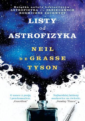 Okładka książki/ebooka Listy od astrofizyka