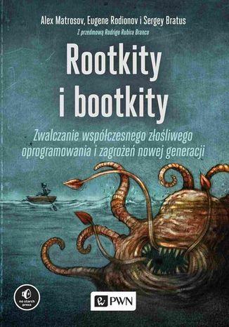 Okładka książki/ebooka Rootkity i Bootkity