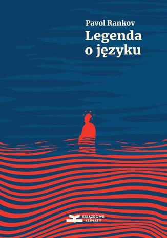Okładka książki Legenda o języku