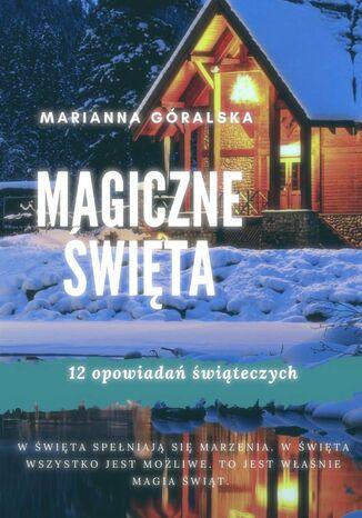 Okładka książki/ebooka Magiczne święta