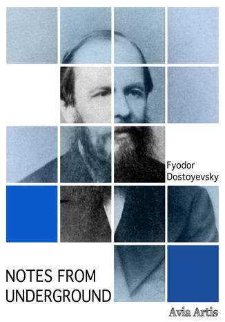 Okładka książki Notes from Underground