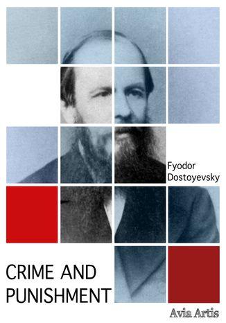 Okładka książki Crime and Punishment
