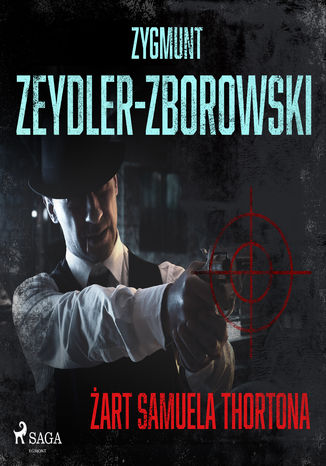 Okładka książki/ebooka Żart Samuela Thortona