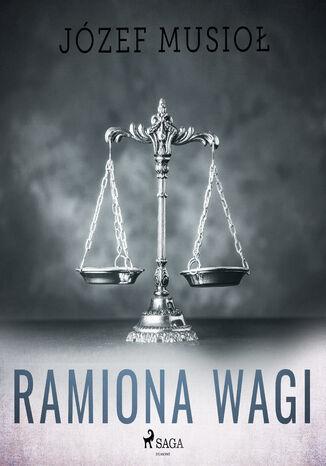 Okładka książki Ramiona wagi