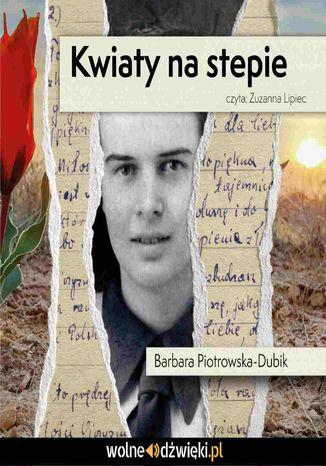Okładka książki/ebooka Kwiaty na stepie