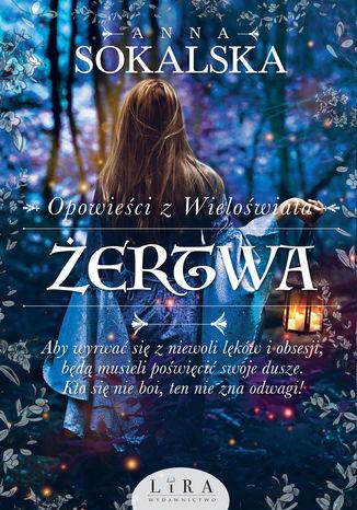 Okładka książki Żertwa