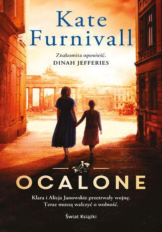 Okładka książki Ocalone