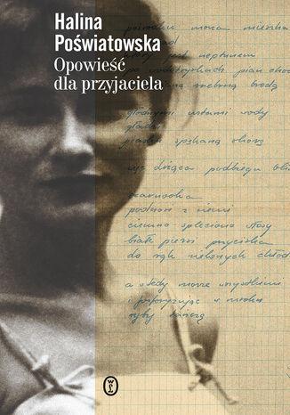 Okładka książki/ebooka Opowieść dla przyjaciela