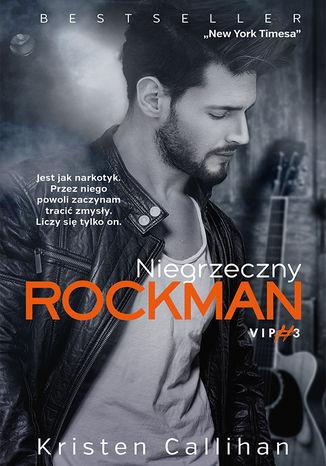 Okładka książki Niegrzeczny rockman