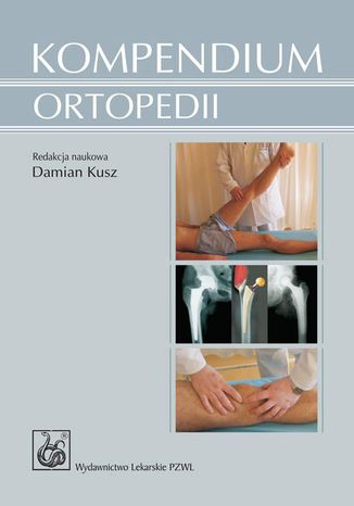 Okładka książki Kompendium ortopedii