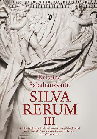 Okładka książki Silva Rerum III