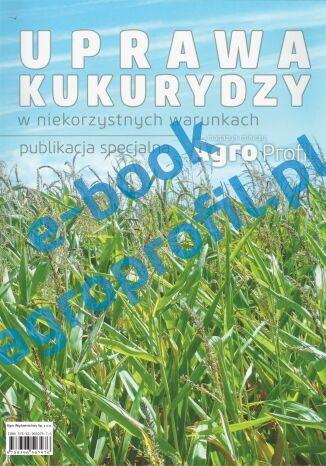 Okładka książki Uprawa kukurydzy w niekorzystnych warunkach