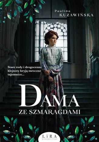 Okładka książki Dama ze szmaragdami
