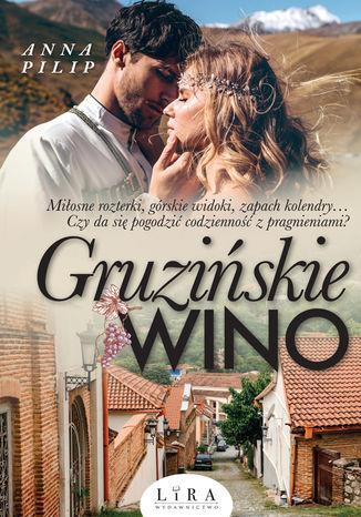 Okładka książki Gruzińskie wino