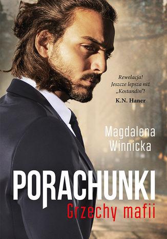 Okładka książki/ebooka Porachunki. Grzechy mafii